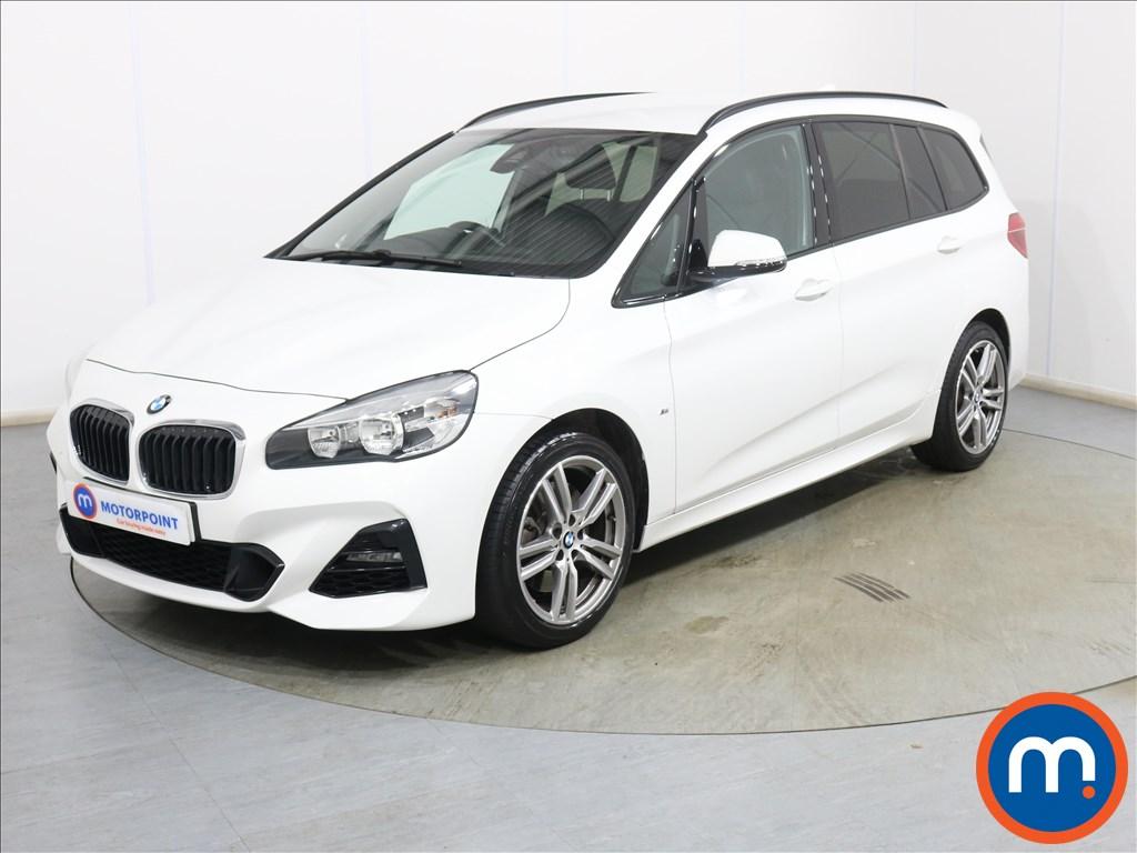 BMW 2 Series M Sport - Stock Number 1139207 Passenger side front corner