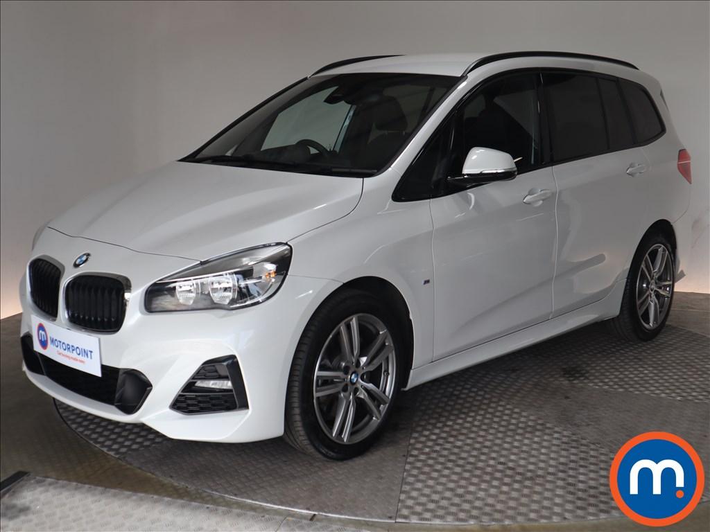 BMW 2 Series M Sport - Stock Number 1135638 Passenger side front corner