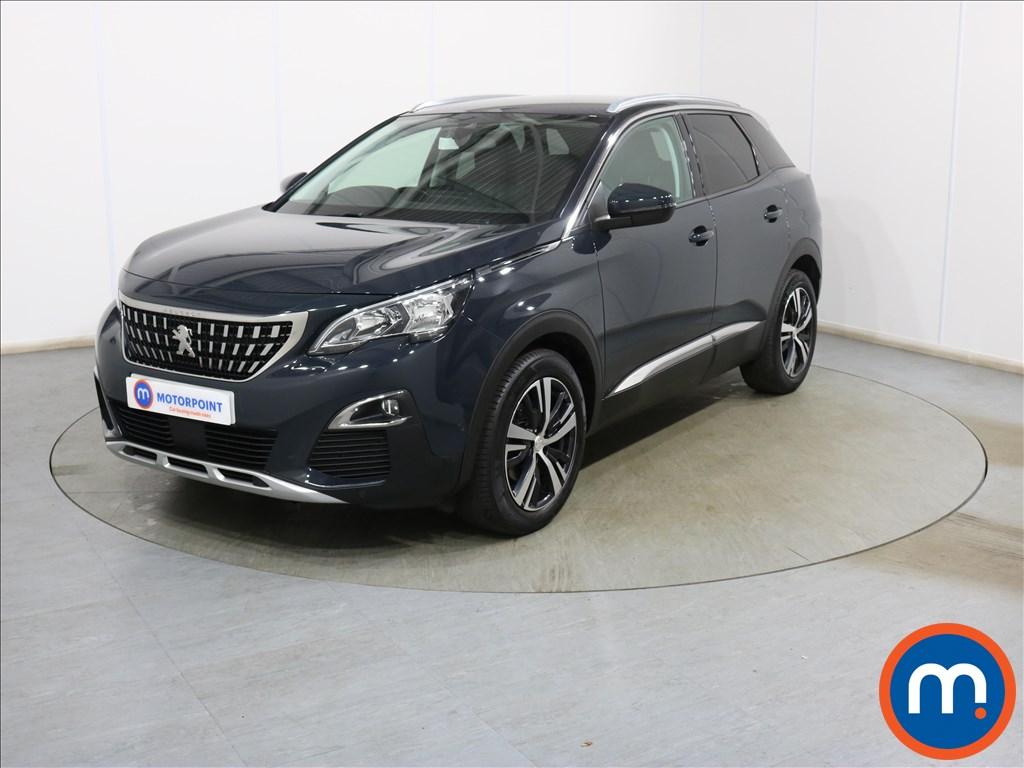 Peugeot 3008 Allure - Stock Number 1137865 Passenger side front corner