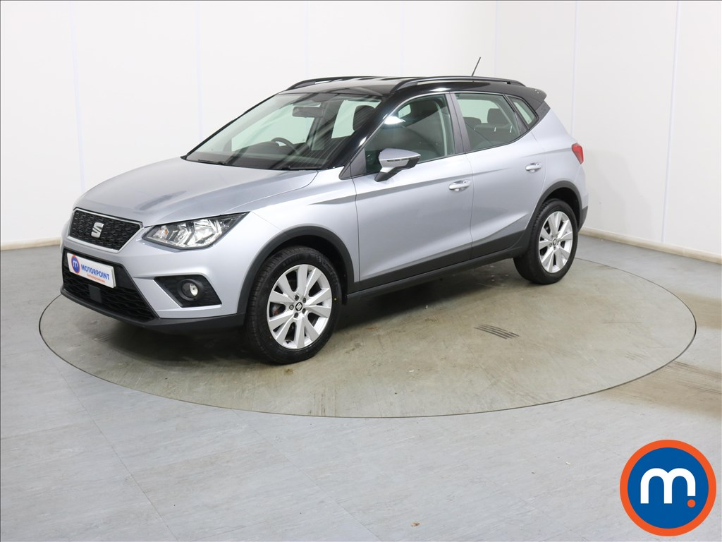 Seat Arona SE Technology Lux - Stock Number 1138486 Passenger side front corner