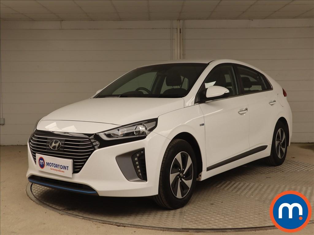 Hyundai Ioniq Premium - Stock Number 1134699 Passenger side front corner