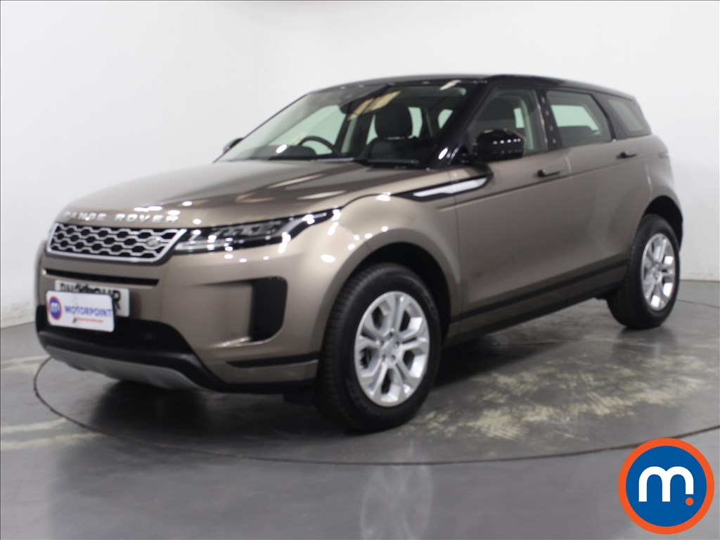Land Rover Range Rover Evoque S - Stock Number 1137659 Passenger side front corner