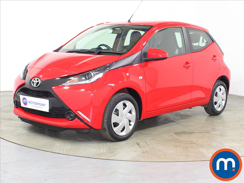 Toyota Aygo X-Play - Stock Number 1137493 Passenger side front corner