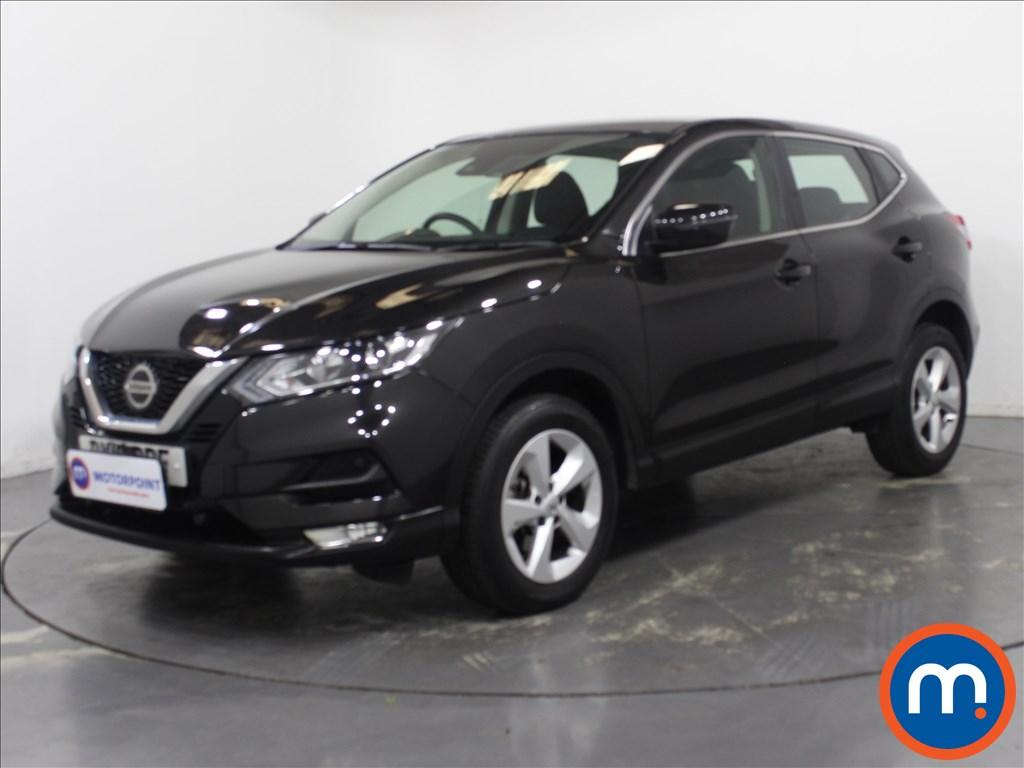 Nissan Qashqai Acenta Premium - Stock Number 1134186 Passenger side front corner