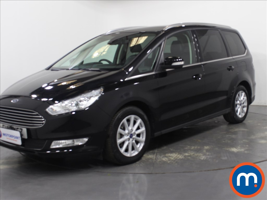 Ford Galaxy Titanium X - Stock Number 1129589 Passenger side front corner