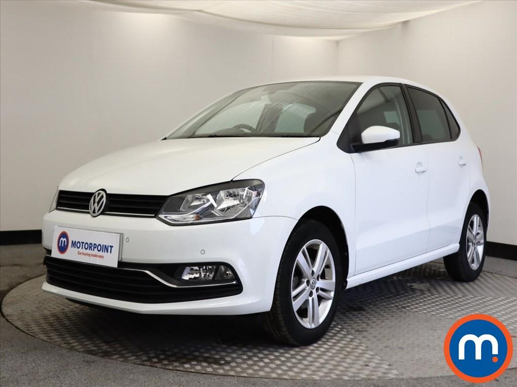 Volkswagen Polo Match Edition - Stock Number 1135880 Passenger side front corner