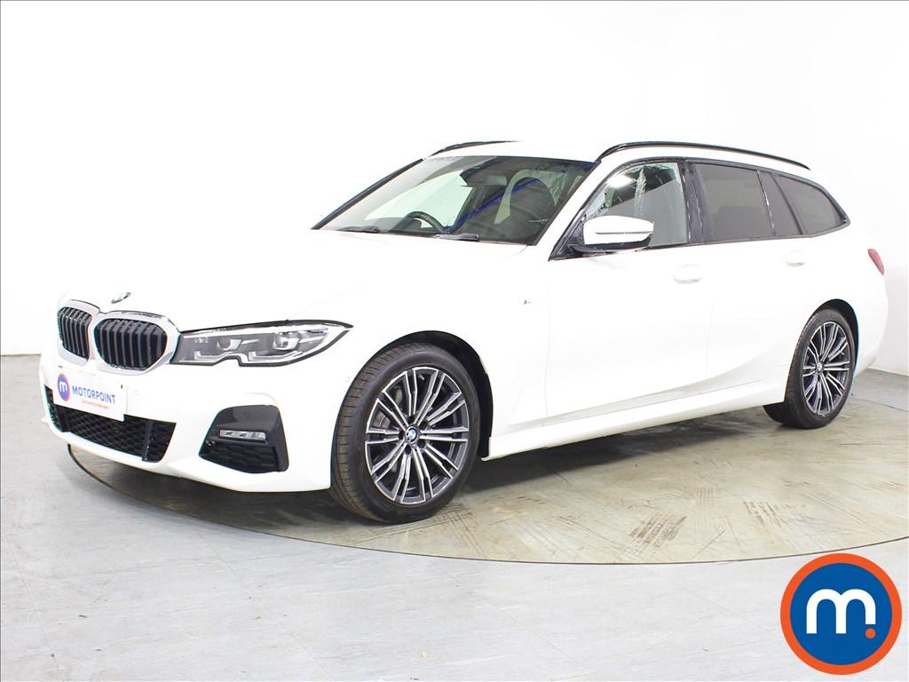 BMW 3 Series M Sport - Stock Number 1136176 Passenger side front corner