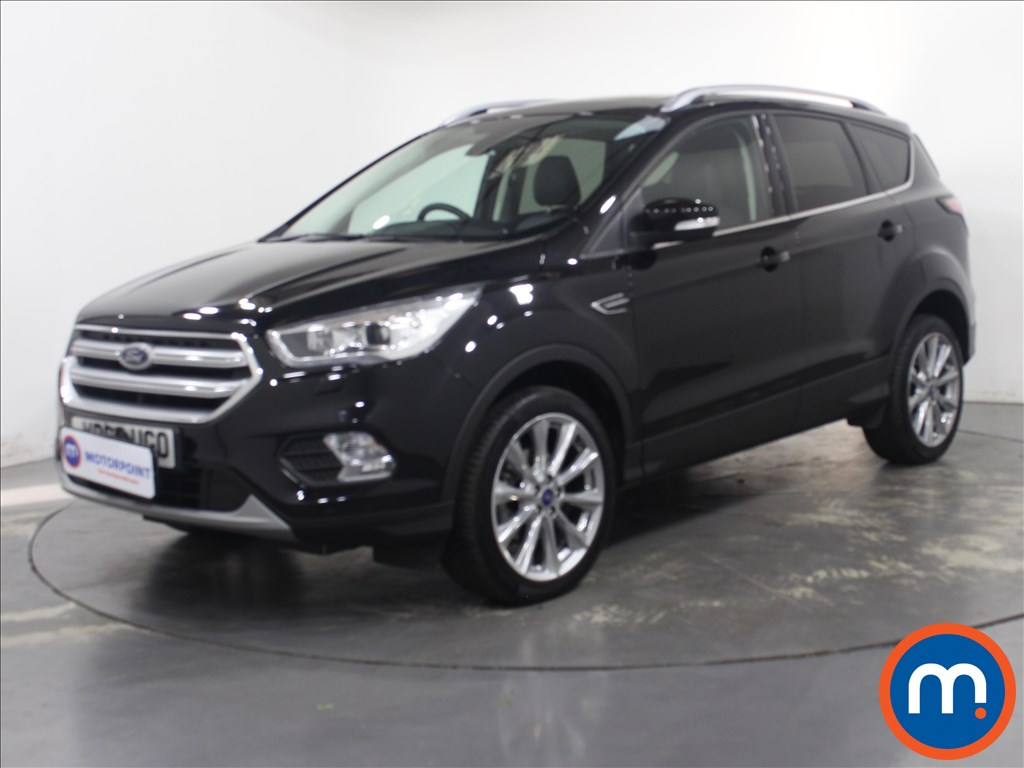 Ford Kuga Titanium X Edition - Stock Number 1139667 Passenger side front corner