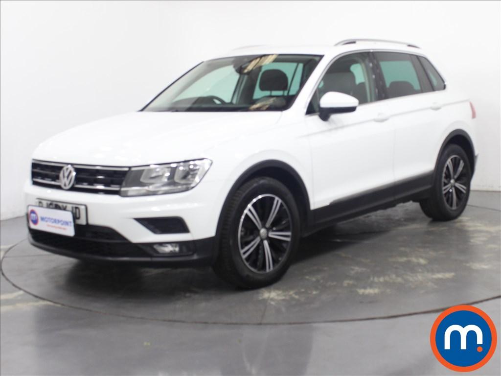 Volkswagen Tiguan SE Nav - Stock Number 1137250 Passenger side front corner