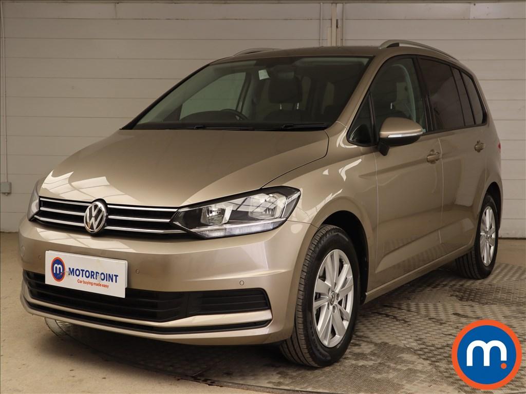 Volkswagen Touran SE - Stock Number 1133896 Passenger side front corner