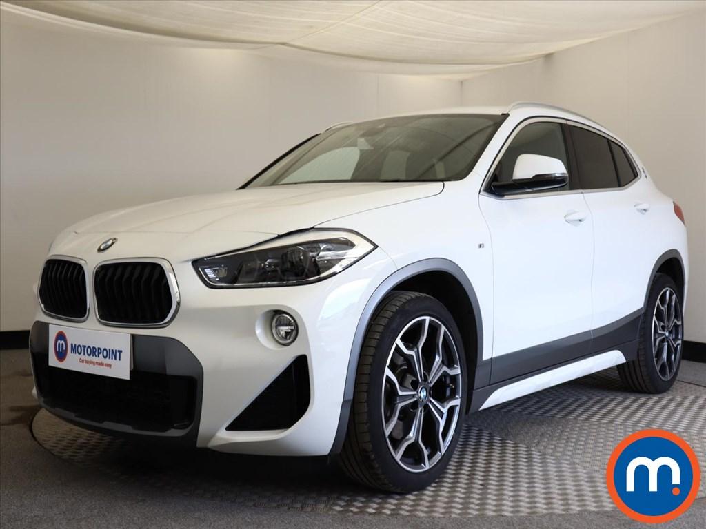 BMW X2 M Sport X - Stock Number 1137842 Passenger side front corner
