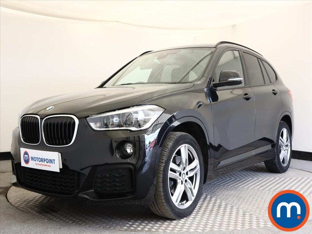 BMW X1 M Sport - Stock Number 1139705 Passenger side front corner