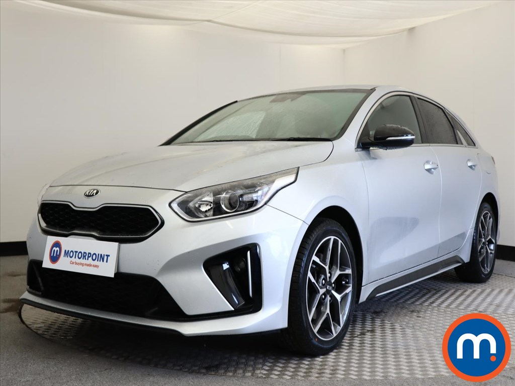 KIA Pro Ceed 1.4T GDi ISG GT-Line 5dr DCT - Stock Number 1120544 Passenger side front corner