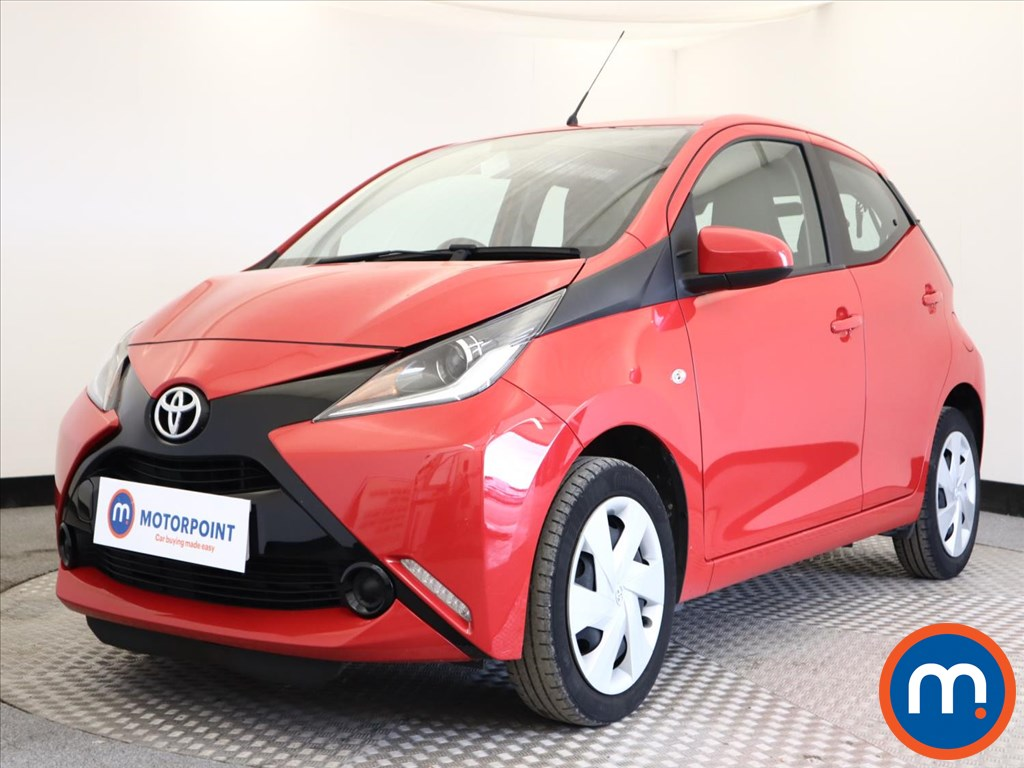 Toyota Aygo X-Play - Stock Number 1137411 Passenger side front corner