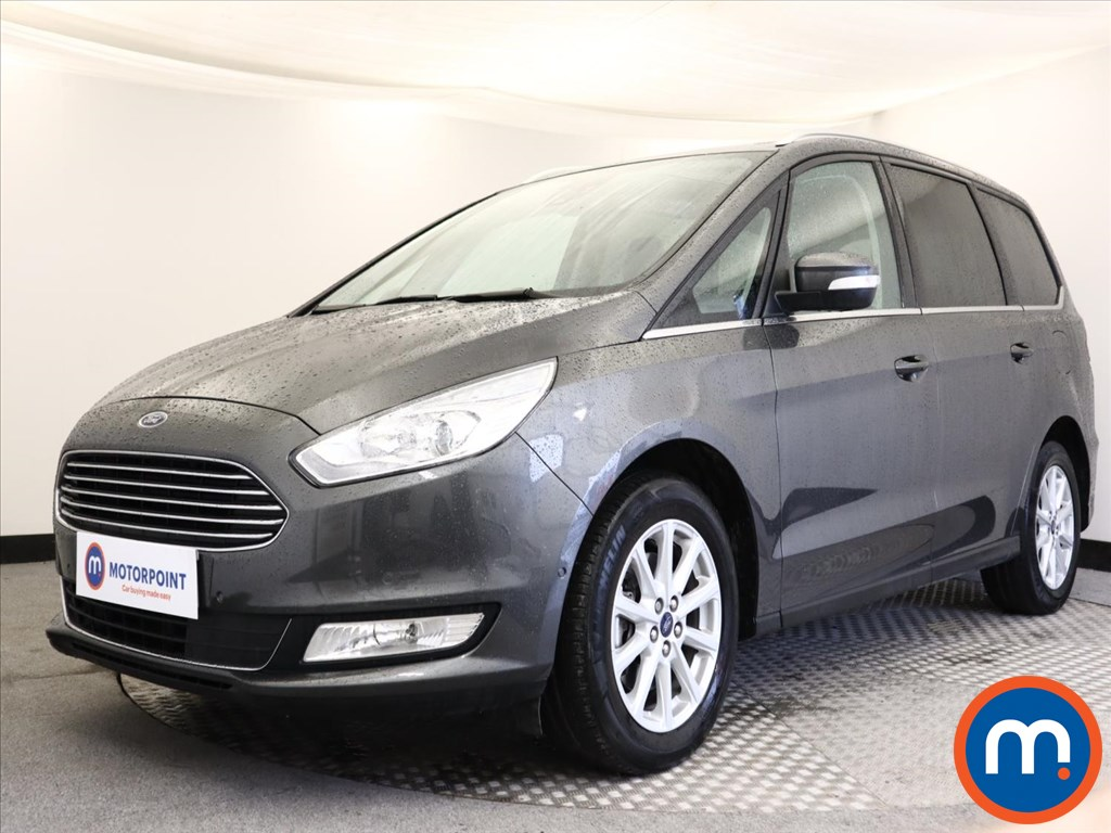 Ford Galaxy 2.0 EcoBlue 150 Titanium X 5dr - Stock Number 1129577 Passenger side front corner
