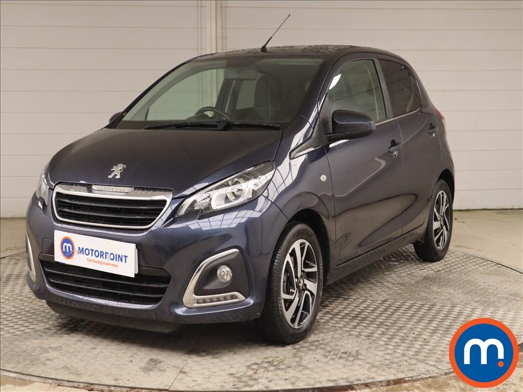 Peugeot 108 Allure - Stock Number 1136396 Passenger side front corner