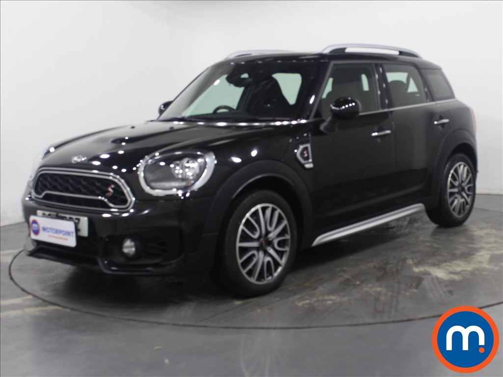Mini Countryman Cooper S Sport - Stock Number 1136701 Passenger side front corner