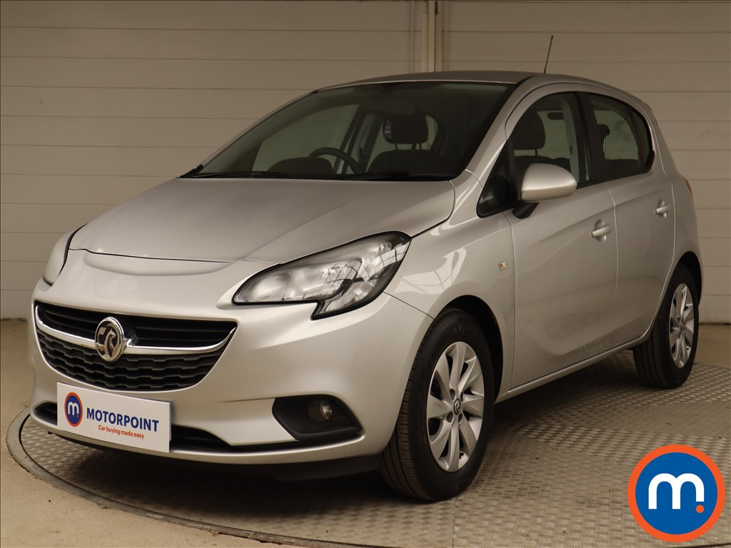 Vauxhall Corsa Design - Stock Number 1120372 Passenger side front corner