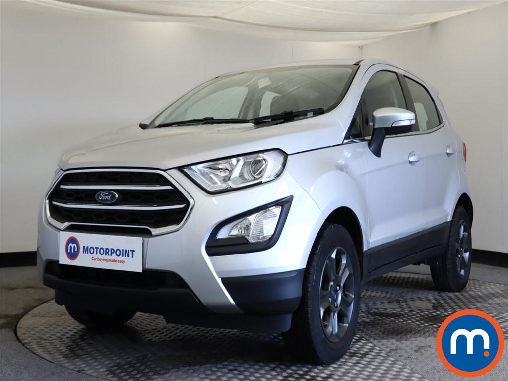 Ford Ecosport 1.0 EcoBoost 125 Zetec 5dr - Stock Number 1140284 Passenger side front corner