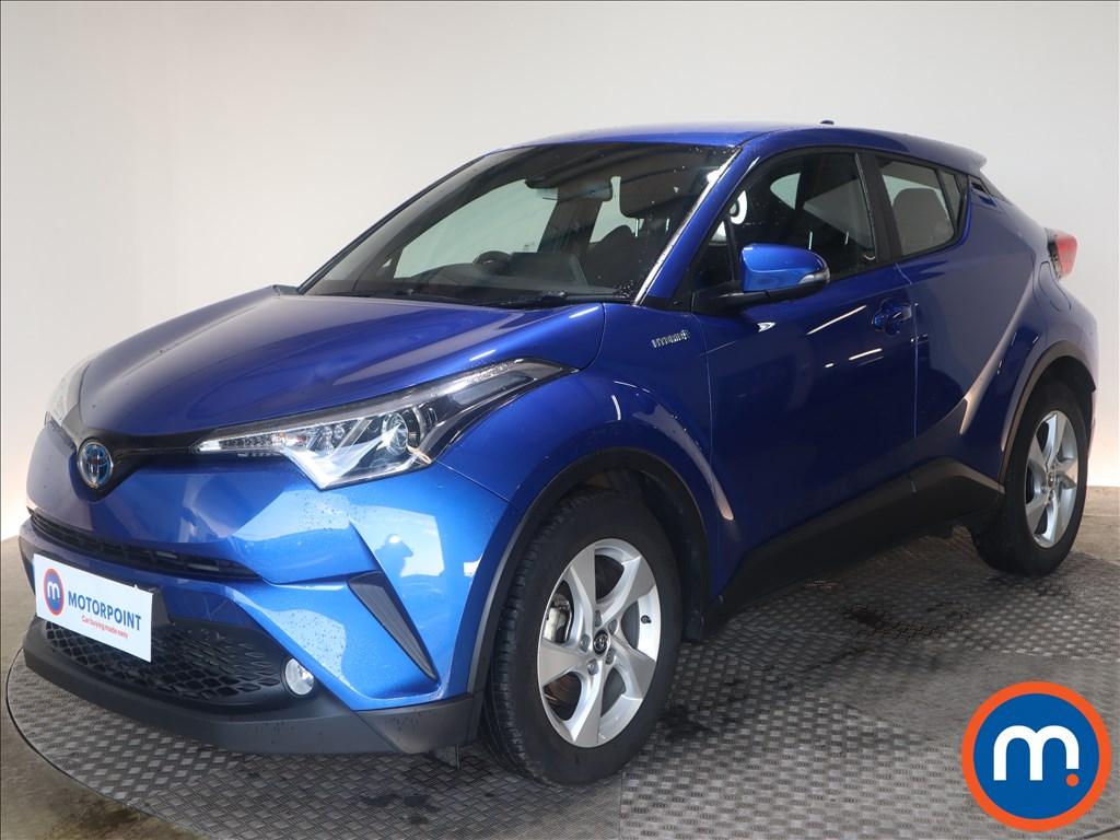 Toyota C-Hr Icon - Stock Number 1134143 Passenger side front corner