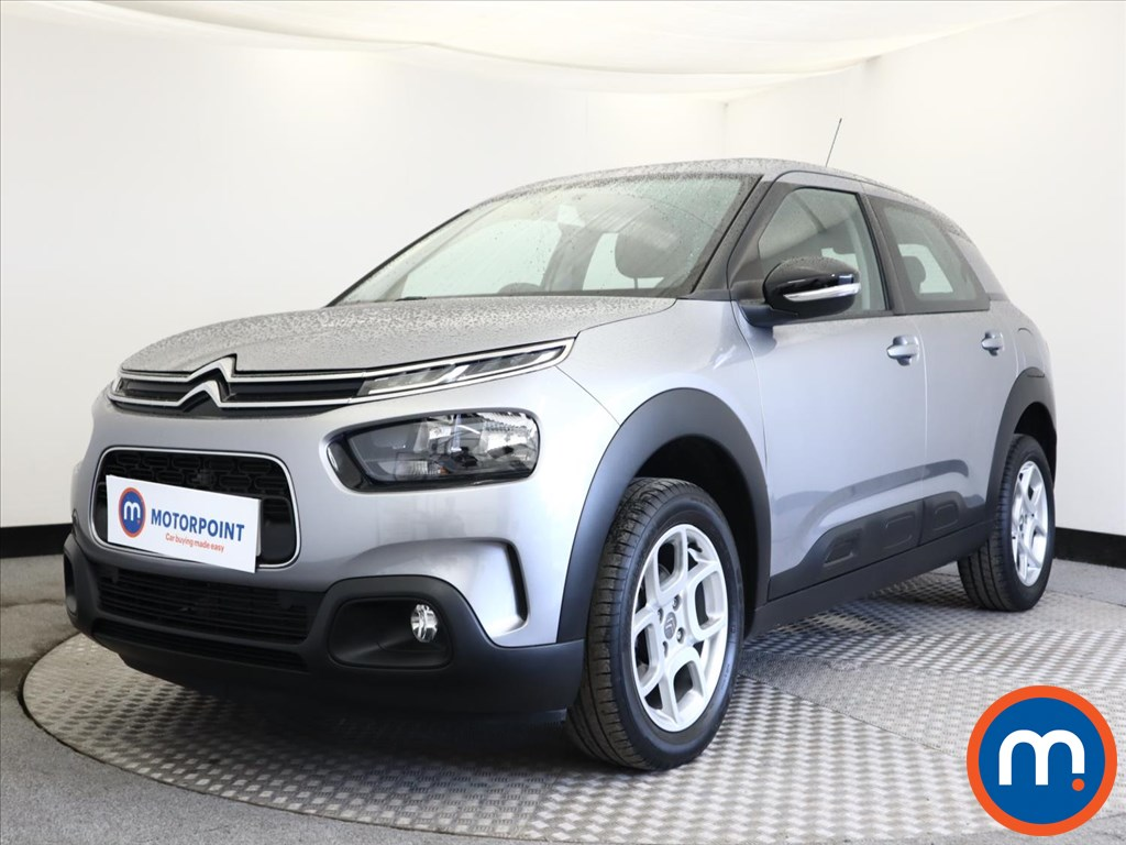 Citroen C4 Cactus Feel - Stock Number 1140115 Passenger side front corner