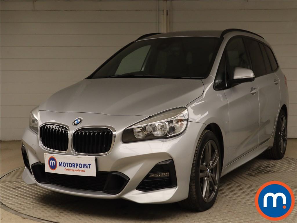 BMW 2 Series 220i M Sport 5dr DCT - Stock Number 1130918 Passenger side front corner