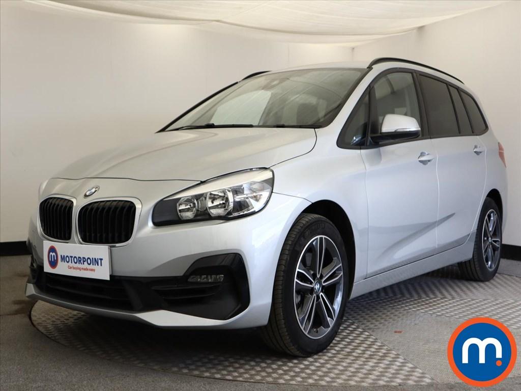 BMW 2 Series Sport - Stock Number 1135667 Passenger side front corner