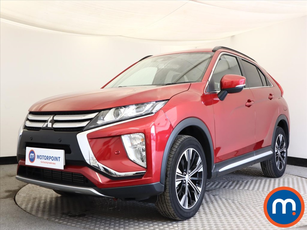 Mitsubishi Eclipse Cross Dynamic - Stock Number 1137597 Passenger side front corner