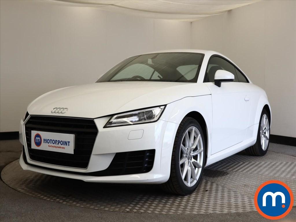 Audi TT Sport - Stock Number 1138504 Passenger side front corner