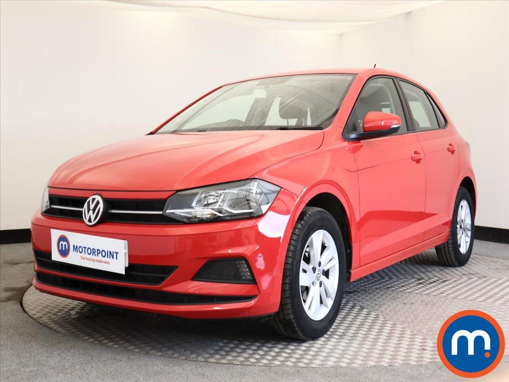 Volkswagen Polo 1.0 EVO 80 SE 5dr - Stock Number 1141033 Passenger side front corner