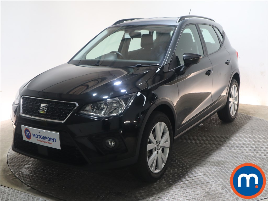Seat Arona SE Technology Lux - Stock Number 1132721 Passenger side front corner