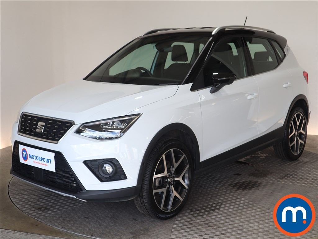 Seat Arona Xcellence Lux - Stock Number 1135364 Passenger side front corner