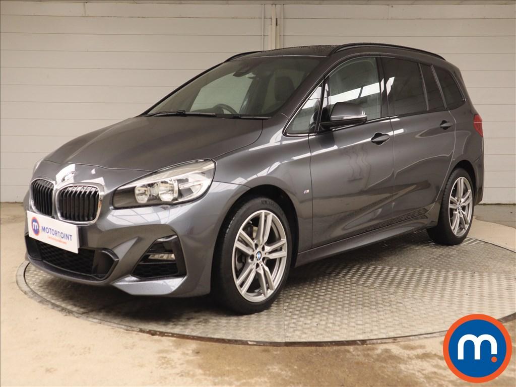 BMW 2 Series M Sport - Stock Number 1135610 Passenger side front corner