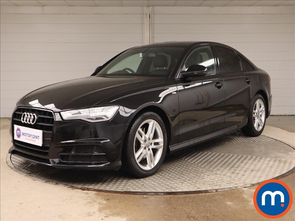 Audi A6 S Line - Stock Number 1138316 Passenger side front corner