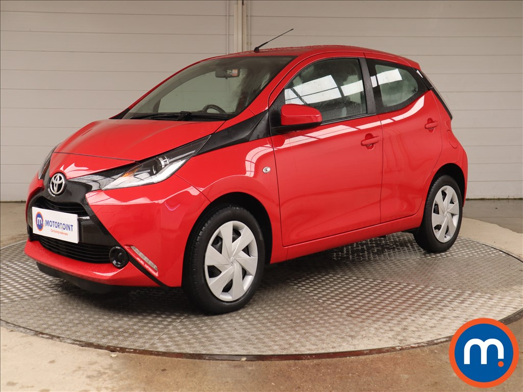 Toyota Aygo X-Play - Stock Number 1138104 Passenger side front corner