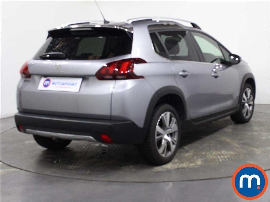 Peugeot 2008 Allure Premium - Stock Number 1137707 Passenger side front corner