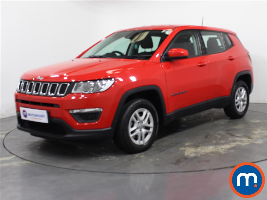 Jeep Compass 1.6 Multijet 120 Sport 5dr [2WD] - Stock Number 1139990 Passenger side front corner