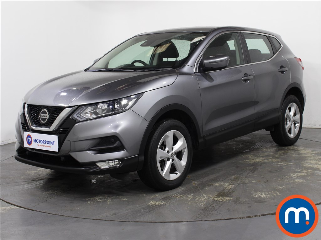 Nissan Qashqai Acenta Premium - Stock Number 1136504 Passenger side front corner