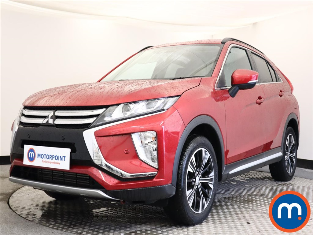 Mitsubishi Eclipse Cross Dynamic - Stock Number 1137599 Passenger side front corner
