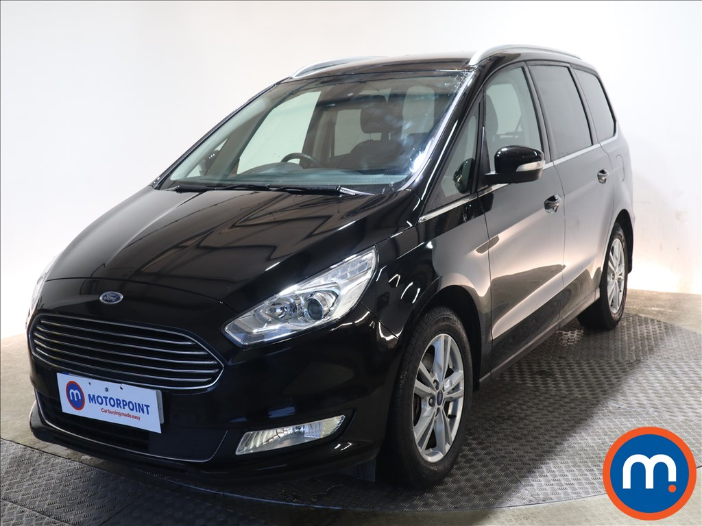 Ford Galaxy 2.0 EcoBlue 150 Titanium 5dr - Stock Number 1127332 Passenger side front corner