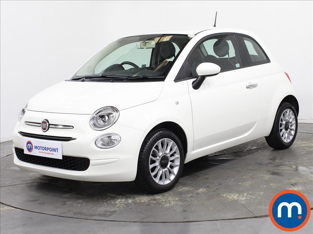 Fiat 500 Pop Star - Stock Number 1139567 Passenger side front corner