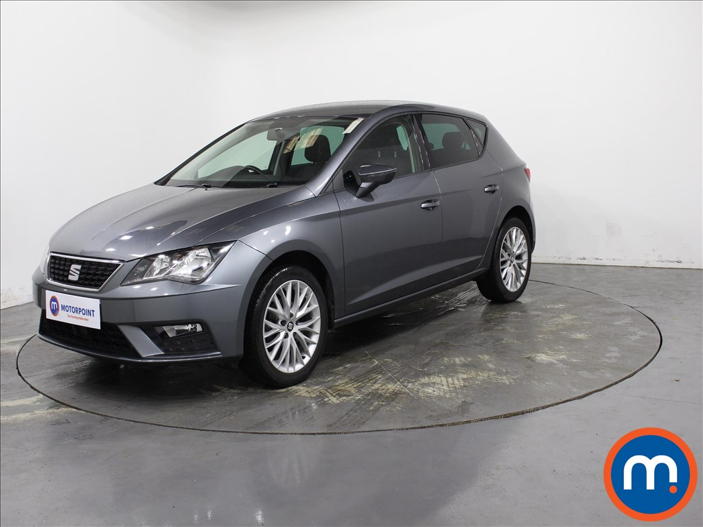 Seat Leon SE Dynamic Technology - Stock Number 1139556 Passenger side front corner