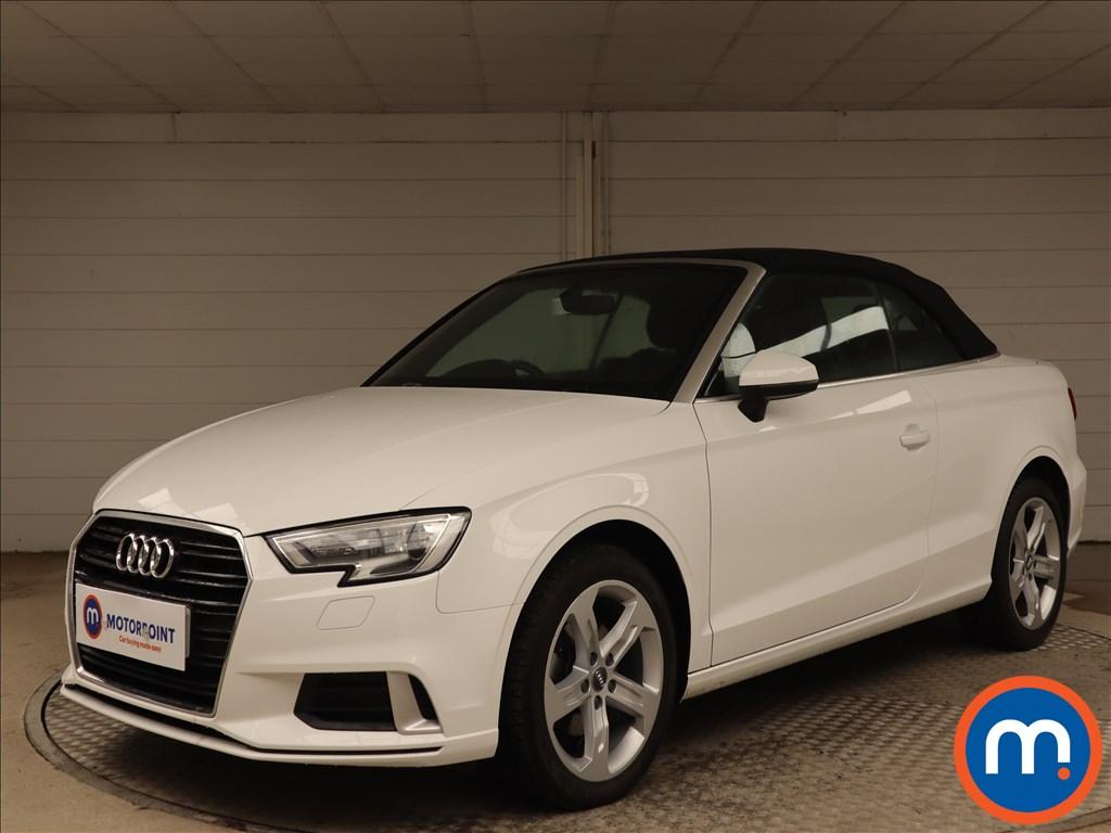 Audi A3 Sport - Stock Number 1138416 Passenger side front corner