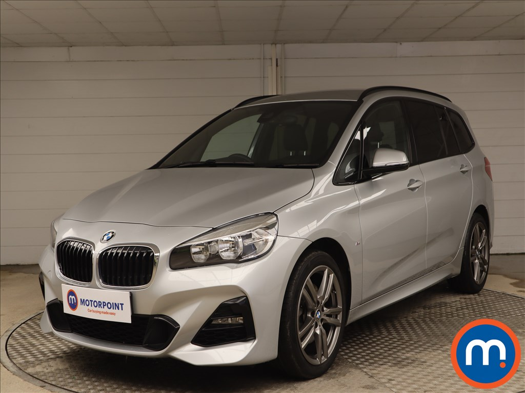 BMW 2 Series 218i M Sport 5dr Step Auto - Stock Number 1139349 Passenger side front corner