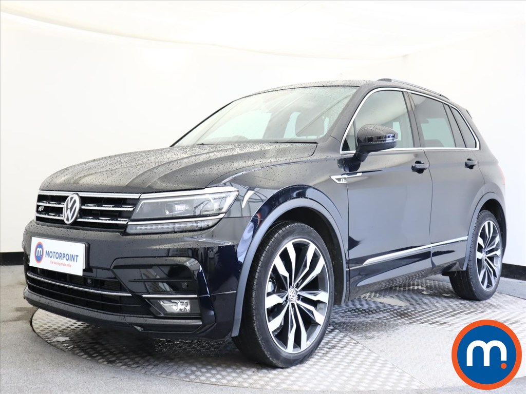 Volkswagen Tiguan 2.0 TDi 150 R-Line 5dr DSG - Stock Number 1139792 Passenger side front corner