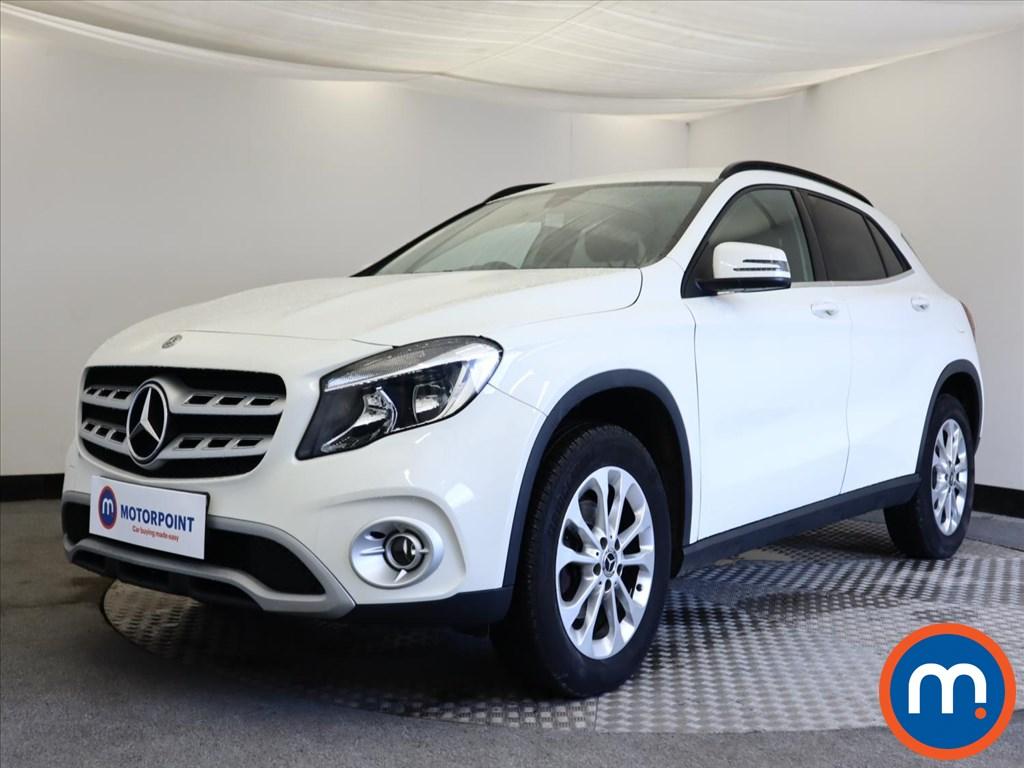 Mercedes-Benz GLA SE - Stock Number 1137414 Passenger side front corner