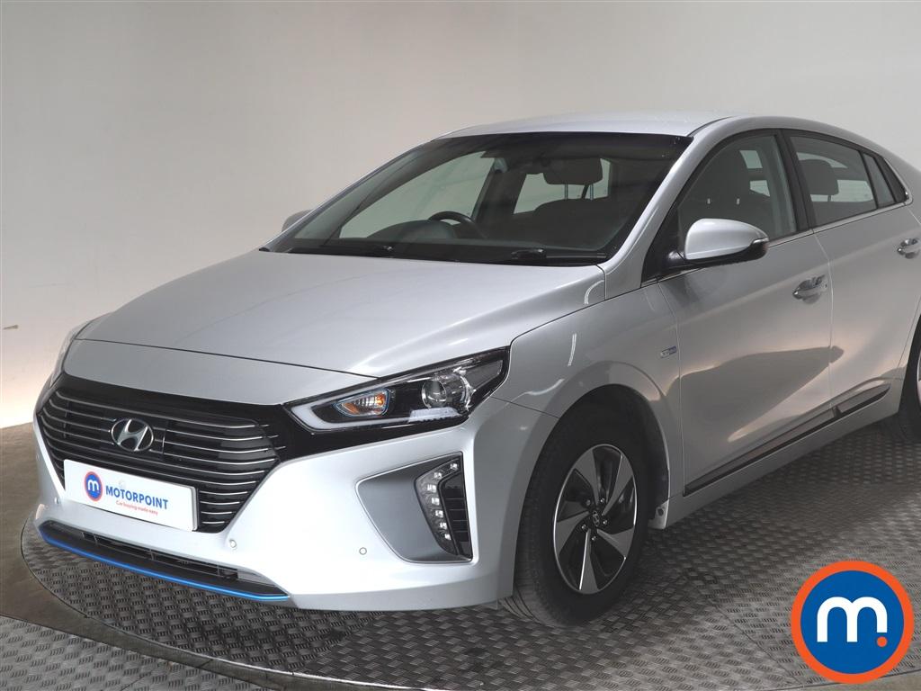 Hyundai Ioniq 1.6 GDi Hybrid Premium SE 5dr DCT - Stock Number 1139181 Passenger side front corner
