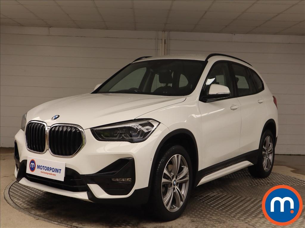 BMW X1 Sport - Stock Number 1138931 Passenger side front corner