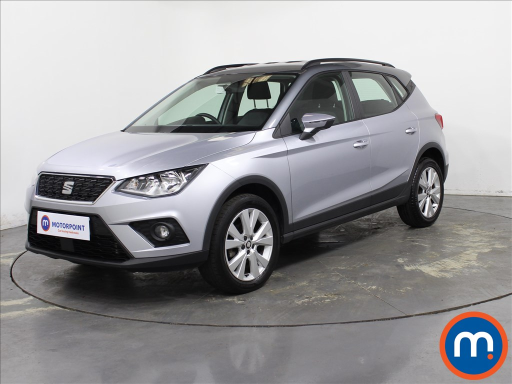 Seat Arona SE Technology Lux - Stock Number 1139943 Passenger side front corner