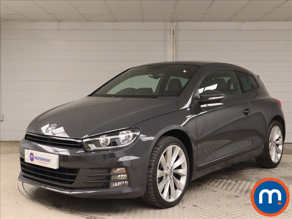 Volkswagen Scirocco 2.0 TSI 180 BlueMotion Tech GT 3dr - Stock Number 1126297 Passenger side front corner